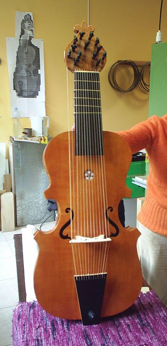 Ander Arroitajauregi Violin Maker